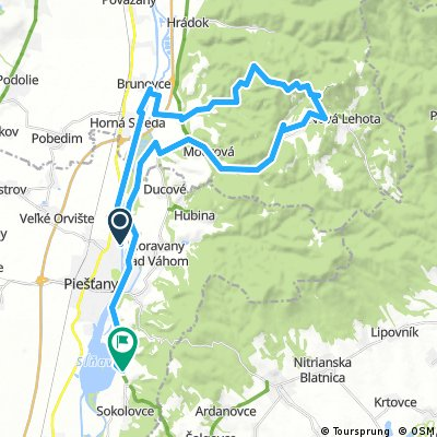 Lengthy bike tour from 1.10.16 16:21