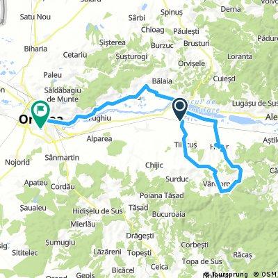 10 septembrie, Turul bisericilor din lemn Tileagd - Tilecus - Varciorog - Fasca - Hotar - Tileagd - Ineu- Husasau de Cris - Podgoria - Oradea  Oradea -