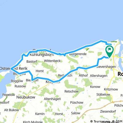 Rosttock LK - Rerik 1 (Rundkurs)