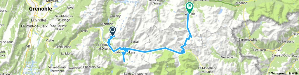 T4: Alpe de Huez - Valloire