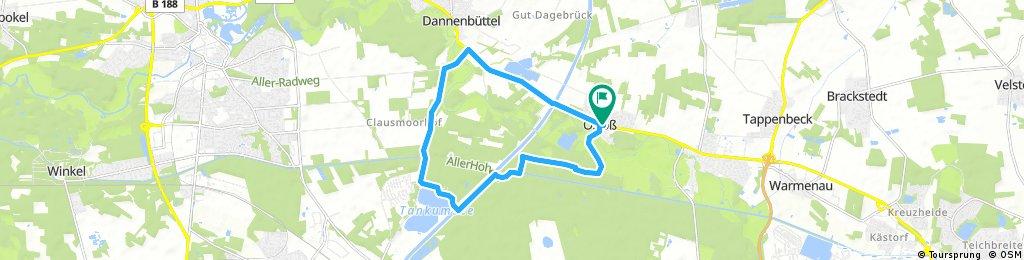 dannenbüttel tankumsee