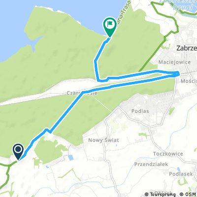 Cz Dz WTR GREEnway 8 km
