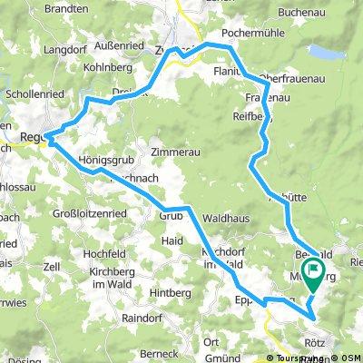 Oberkreuzberg-Zwiesel-Regen-Eppenschlag