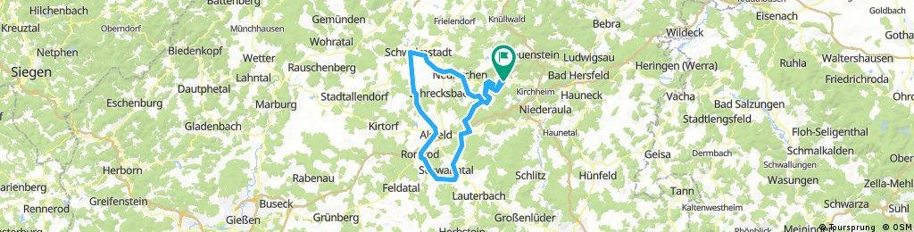 D Oberaula-Schwalmtal/Alsfeld/Schwalmstadt