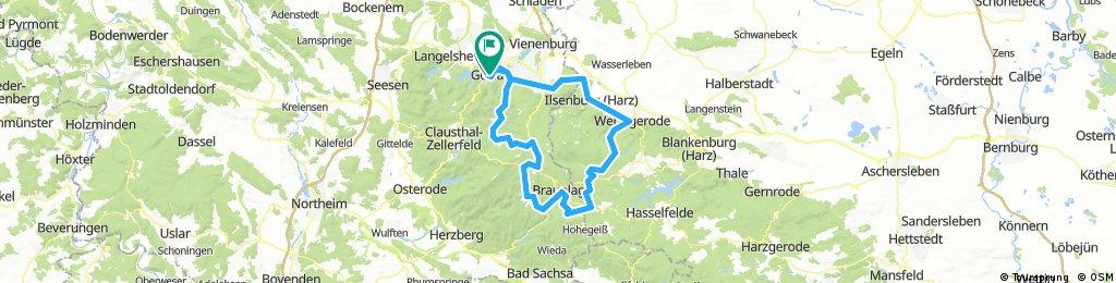D Goslar-Um den Brocken