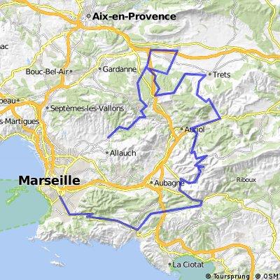 [GP d'Ouverture La Marseillaise 2010]