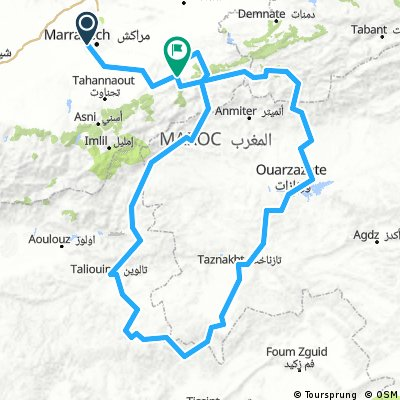 Next bicycle trip to Morocco?