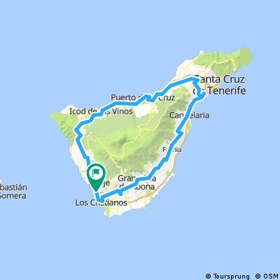 Tenerife: Around the Island
