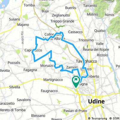 Colline Moreniche e Ippovia
