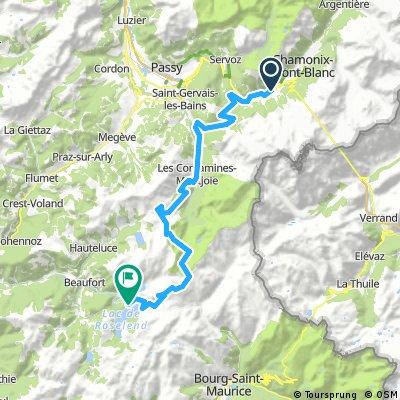 3. Etappe Oberdiessbach Le Lavandou