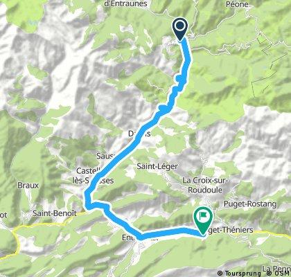 9. Etappe Oberdiessbach Le Lavandou