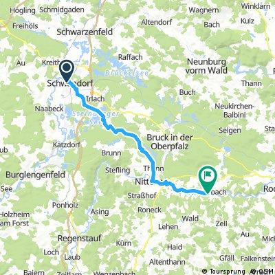 Schwandorf > Walderbach