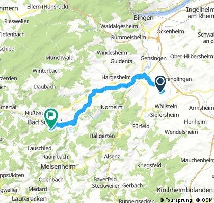 Pleitersheim, Bad Sobernheim Freilichtmuseeum, 33 KM