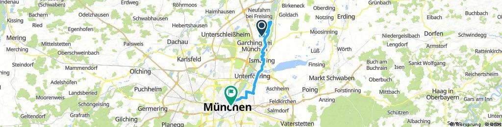 Garching, Ismaning-S-Bahn, Speicher, Johanna. 10.10.16