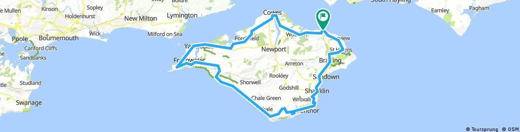 Tour de Isle of Wight