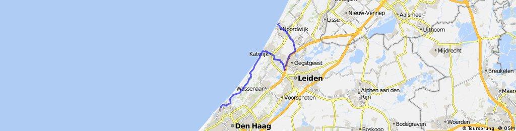 Cyklovýlet Amsterdam - Brusel - 2.den