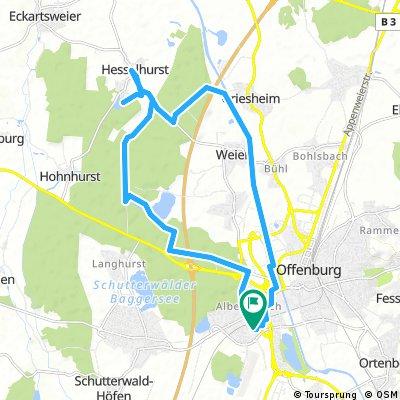 OG;Griesheim, Heselhurst,Baggersee