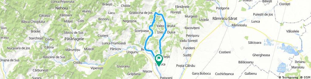 Tură la Vulcanii Noroiosi v.1