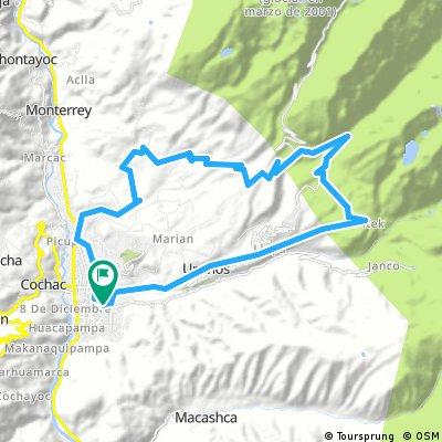 Huaraz - Willkawain - Pitec