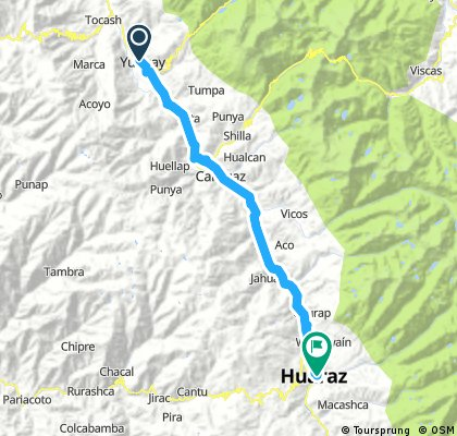 Yungay - Huaraz