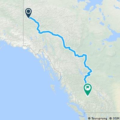 2017 - Côte ouest nord-américaine (12 de 12)