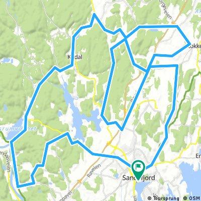 Sandefjord Grand Classic 2017 80km