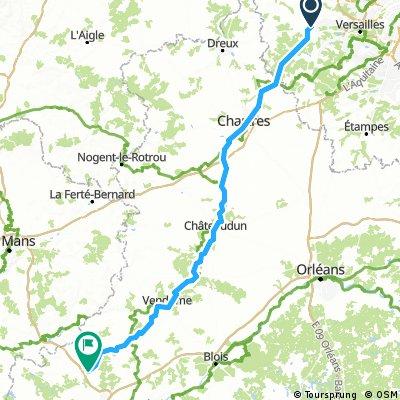 Neauphle le Vieux - Beaumont la Ronce #2
