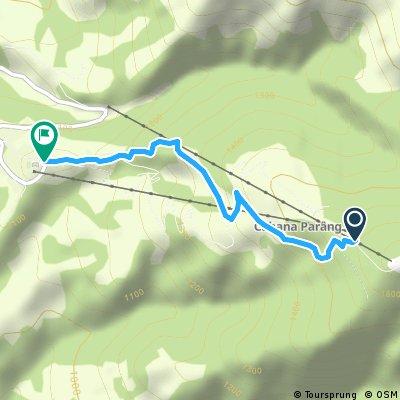 Parang MTB Single Trail - Apes Ski