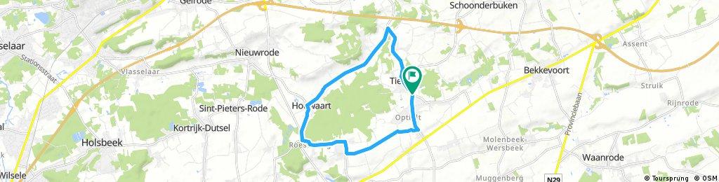 Spar Omloop van het Hageland 2017 (kleine ronde) 13,81 km