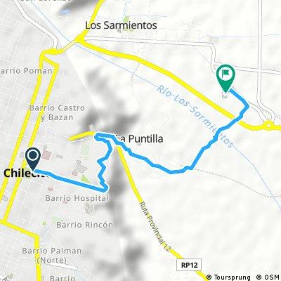 """DUATLON EN PAREJAS: """"13° ANIVERSARIO UNIVERSIDAD DE CHILECITO"""""""