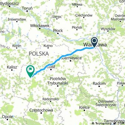 Warszawa Sieradz Express
