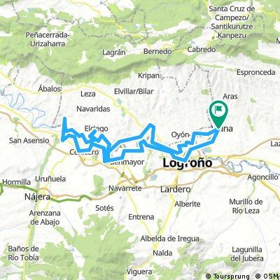 Ebro por La Rioja y Alava