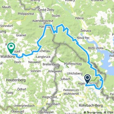 Von der Mühlkreisbahn zur Ilztalbahn