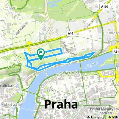 Hlavní Kategorie 2x 5,9 Km (11,8 Km)