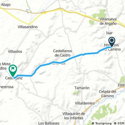 14 Hornillos del Camino - Castrojeriz