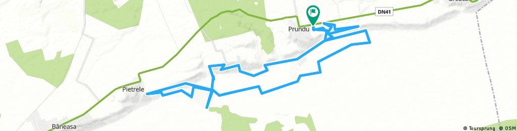 Maratonul Dunarii 2016 - Traseul Standard
