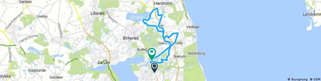 Hill Drive - Holte-Hørsholm