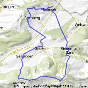 Klettgau Küssaburg Trail
