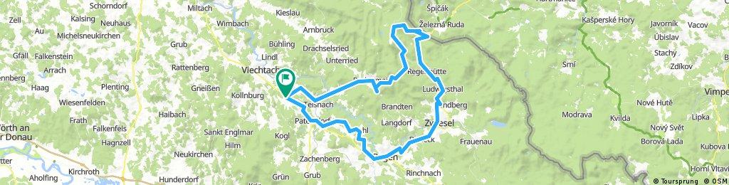 Regental-Radweg (Rundweg)