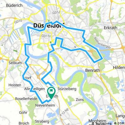 zum Brauhaus Frankenheim - Düsseldorf