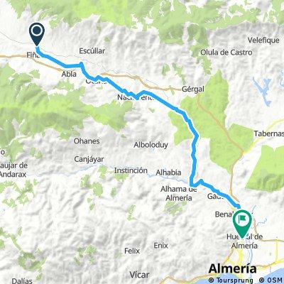 Fiñana - Almería