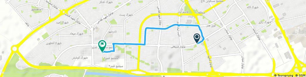 Brief ride from 29 October 18:00