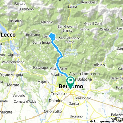 Giro della Val Predosola da Bura