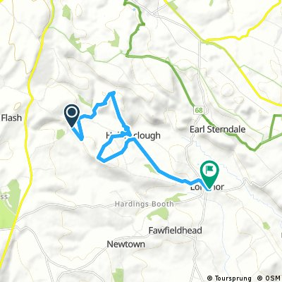 ride from 30/10/2016, 15:12