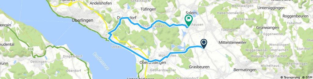 Deisendorf- Nußdorf- Oberuhldingen
