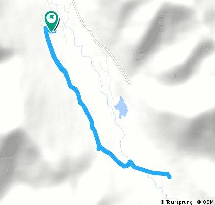 southfork long run