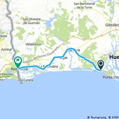 Huelva Ayamonte