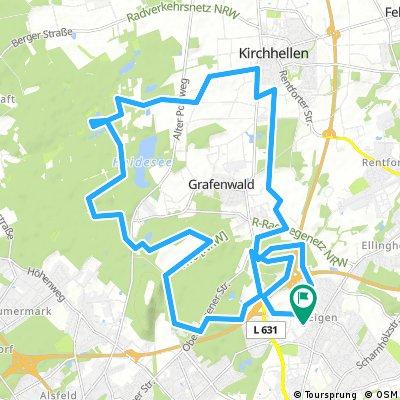 Bottrop - Kirchhellener  Naturschutzgebiet