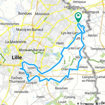 (50) Lille-Lesquin-Gruson