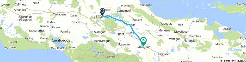 7. Santa Clara -- Cabaiguan